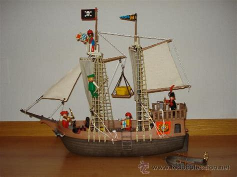 barco pirata famobil playmobil barco pirata ref 3550 comprar playmobil en