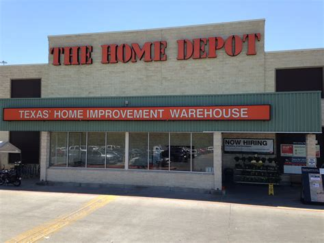 the home depot tx company profile