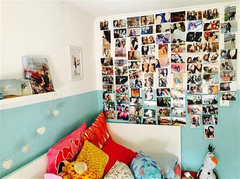 decorar cuarto con fotos ideas para decorar paredes con fotos de una forma creativa