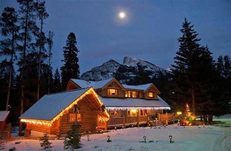 luxury cabins banff
