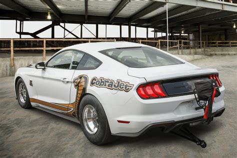 Fastest Mustang Model by New Ford Mustang Cobra Jet Is The Fastest Drag Racing