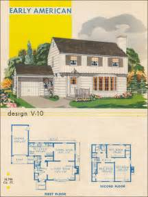 1945 national plan service garrison house casa pinterest