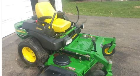 Mba Vs Jd Review by 60in Deere 757 Commercial Zero Turn Mower 850 Hours