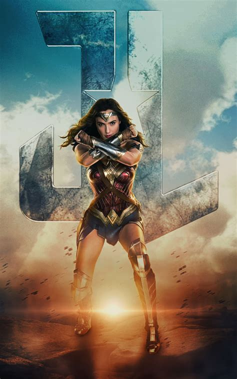 wonder woman the art 1785654624 justice league wonder woman wallpaper 2 by mattze87 on
