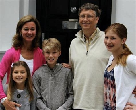 Biography Of Bill Gates Family | nobody s perfect microsoft co founder and billionaire