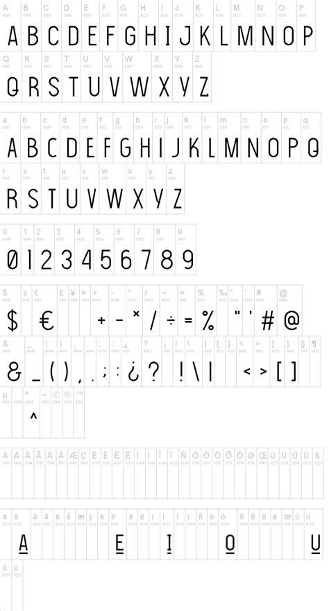 light font the light font dafont