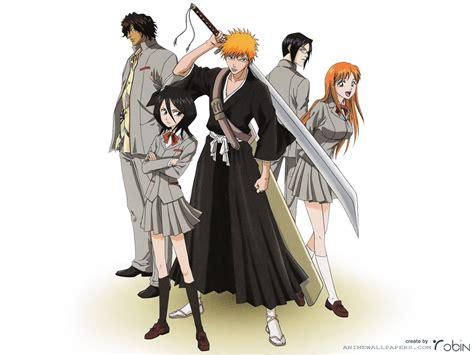 imagenes anime bleach fotos de bleach