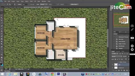 Adobe House Plans by Basic Rendering Of Architectural Floor Plans Using