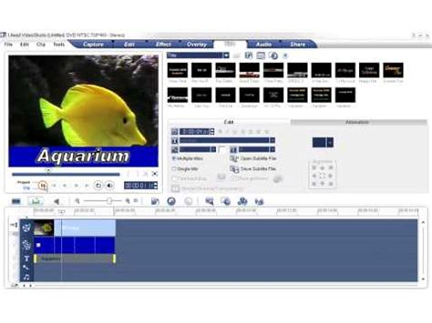 tutorial ulead video studio 10 pdf chang background colors frames in ulead videostudio 10