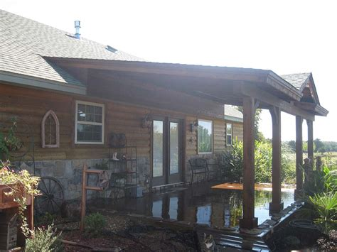 backyard roofed patio roofed backyard patio cover with sunburst hundt patio