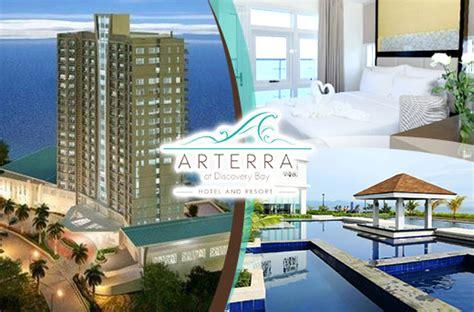 arterra hotels deluxe room accommodation promo