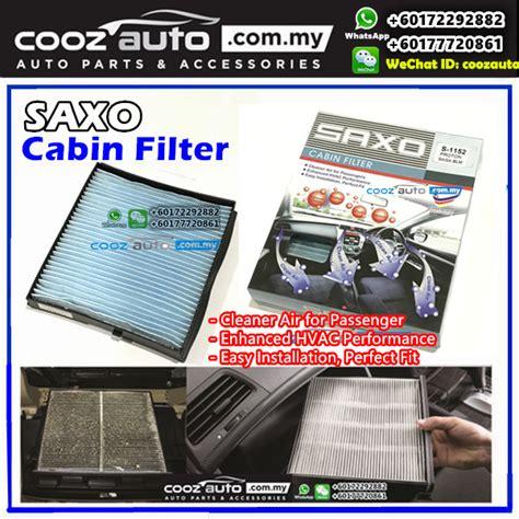 Honda Odyssey Cabin Air Filter by Honda Odyssey 2004 2008 Saxo Cabin Air Cond Aircon