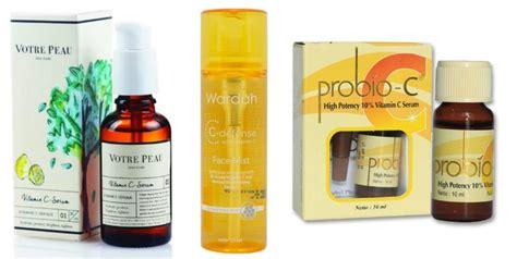 Serum Vitamin C Probio C memilih serum vitamin c bagus untuk kulit sensitif daily