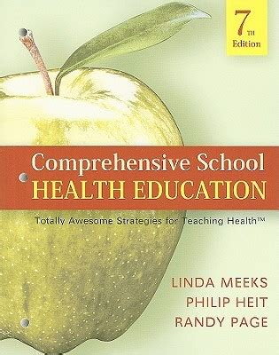 new strategies for teaching middle school health comprehensive school health education totally awesome