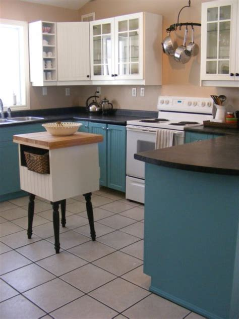 teal cabinets kitchen the complete guide to imperfect homemaking how to paint
