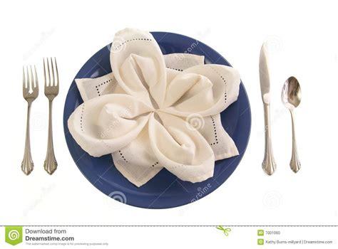 fancy place setting stock photo image of folded fancy elegant table setting stock photo image of petal napkin