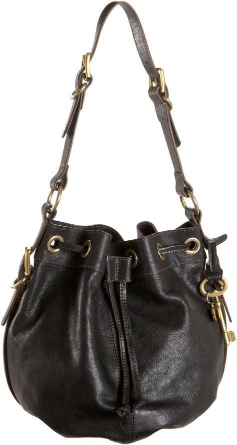 Styles Fossil Hardware Black Smooth Leather 1339 fossil vintage leather crossbody messenger handbag purse