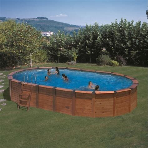 Spa Gonflable Pas Cher 820 by Piscine Hors Sol Ovale Hawa 207 D Ext 820 X 515 H 132 Pas Cher