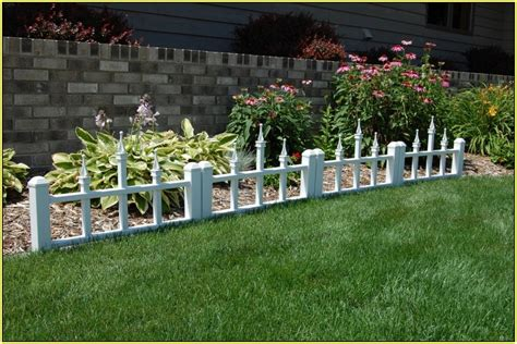 Decorative Garden Fencing Ideas List Of Decorative Fencing Ideas Homesfeed