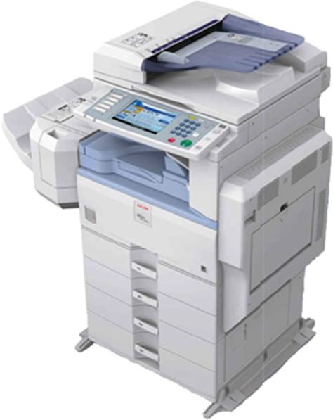 i need help printing to a ricoh aficio mp c2500 network printer recommendations 187 bumc information