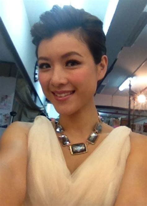 hong kong movie star short hairstyles for women 1000 images about aimee chan on pinterest pixie styles