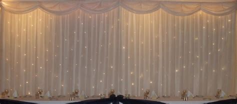 Wedding Starlight Backdrop Hire Ql Discos Light Curtain For Sale