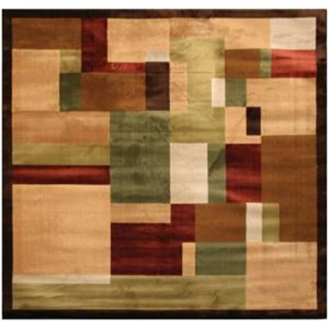 5x5 rugs home depot mohawk home timmins golden rod 8 ft square area rug discontinued 220426 the home depot