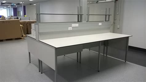 lab bench 9 laboratory benches specialised compact laminate resco nz