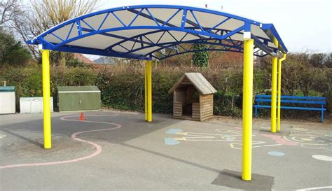 Canopy Area Early Years And Primary School Canopies Shelters And