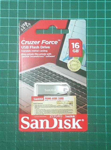 Flash Disk Sandisk Cz71 Cruzer 16gb flashdisk sandisk cz71 cruzer 16gb wolusiji