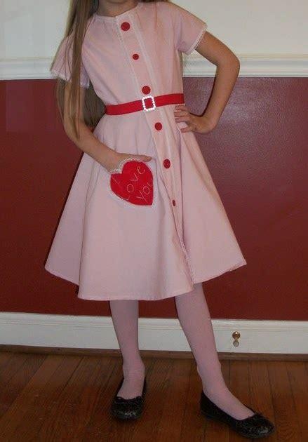 retrospect a 1950s dress for a valen tiny