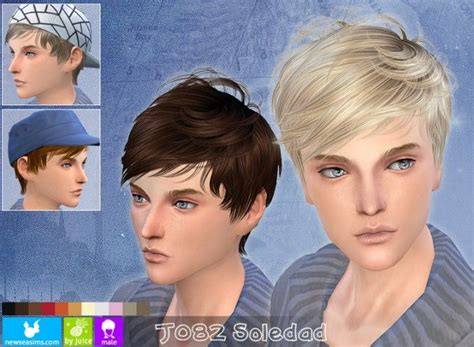 sims 4 male hairstyles 25 best ideas about male hair on pinterest male