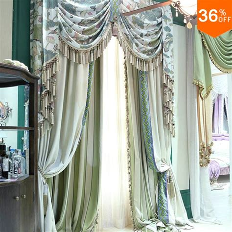 crystal curtains for sale aliexpress com buy 2016 green string with valance beads