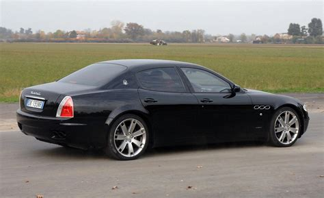 maserati quattroporte 2008 car and driver