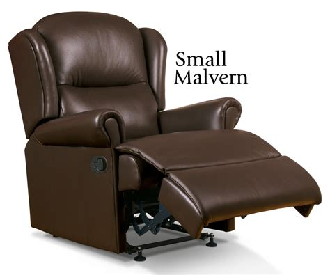 electric recliner chair manual sherborne malvern hide small recliner chair manual or electric option electric reclining