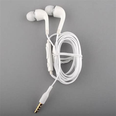 New Arrival Earphone Samsung Galaxy S4 Original White Ssp201 aliexpress buy white headset in ear