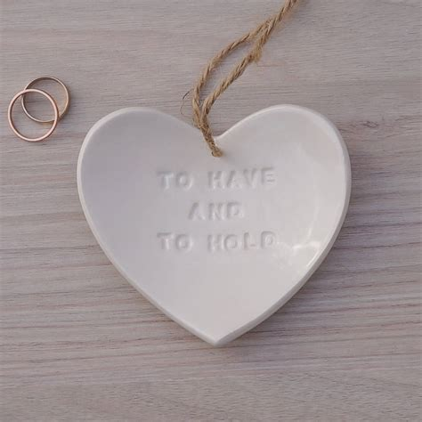 Wedding Ring Dish by Ceramic Wedding Ring Dish By Kate Charlton Ceramics