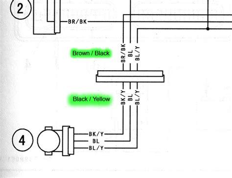 gd wiring     speed sensor harley