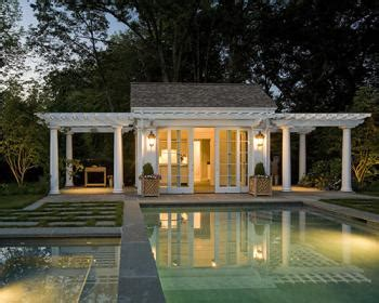 Pool House Badezimmerideen by Pool House Design Ideen Qrealm
