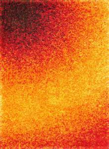 rugstudio presents loloi barcelona shag bs 01 sunset area rug