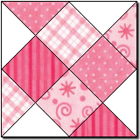 Shooting Quilt Pattern by Shooting Squares