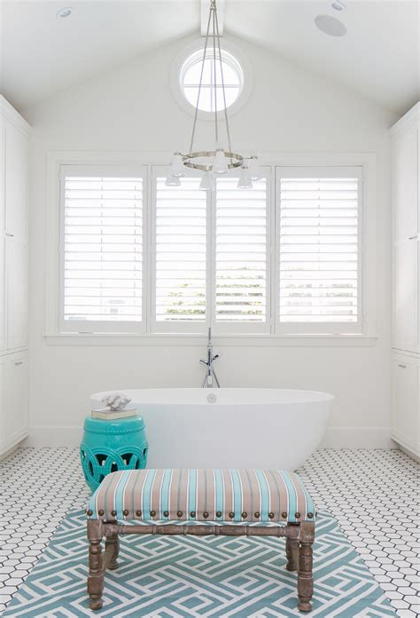 bathrooms dunn edwards cold water bathroom light blue urban cottage with transitional coastal interiors home