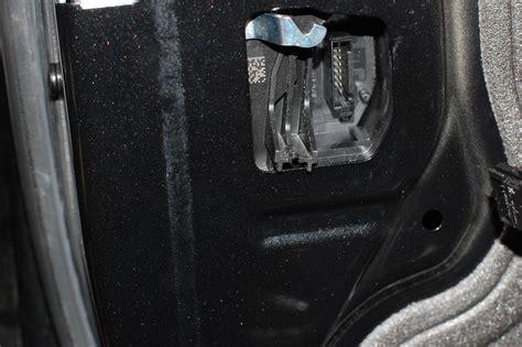 Replace Front Door Lock Diy Front Door Lock Actuator Replacement E90 Autos Post