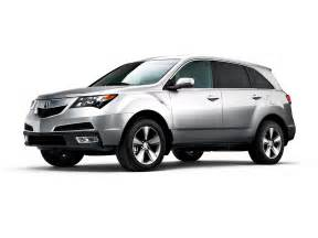 Mpg Acura Mdx 2013 Acura Mdx Price Photos Reviews Features