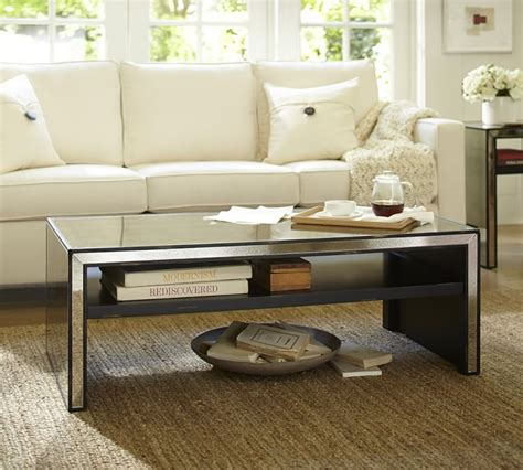 Upton Home Furniture by Best Mirrored Coffee Table Furniture For Your Room