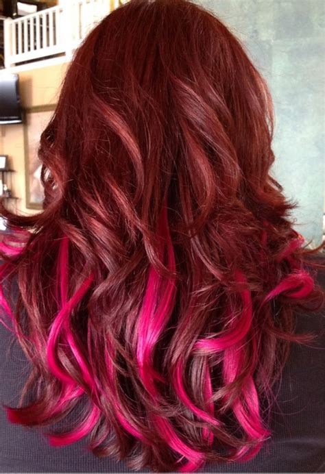 ambre hair styles ombre hairstyles beautiful hairstyles