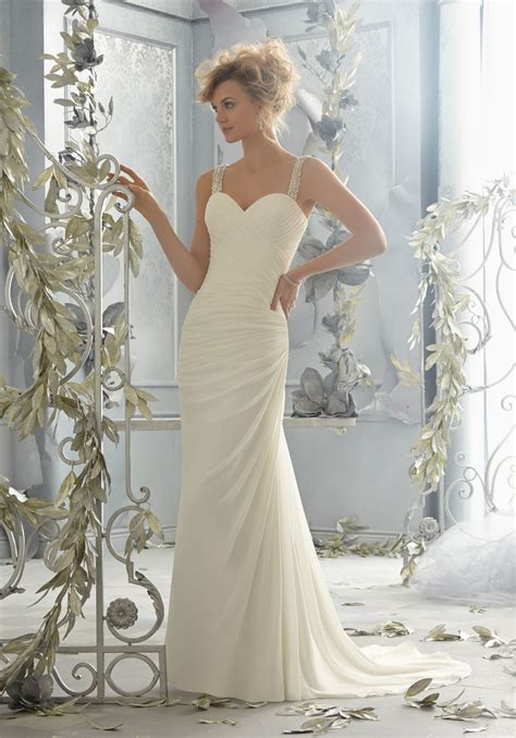 beading for wedding dresses morilee bridal diamante and pearl beading on an elegant