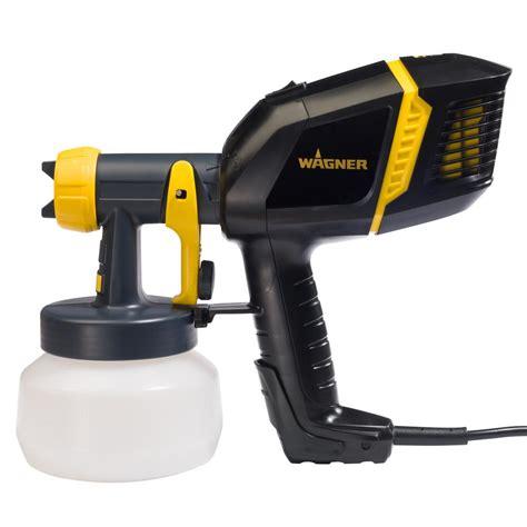 home depot hvlp paint sprayer wagner stainer 150 hvlp handheld sprayer 0529051