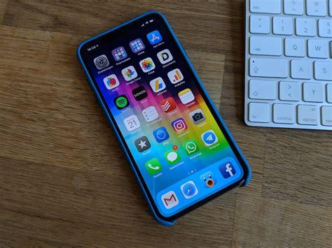 ios 12 1 wird beautygate beim iphone xr und iphone xs beheben