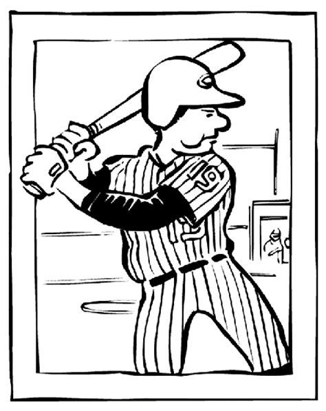 crayola coloring pages sports baseball batter up coloring page crayola com